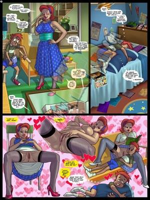 Milftoon Comics Milftoon- Big Johnny Porn Comic 14