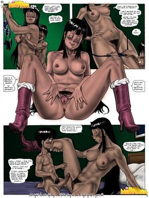 Porn Comics - Milftoons Comic –  DBX 2 (Color)