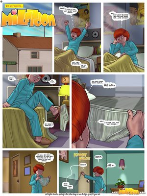Porn Comics - Milftoon- F is for Fucking 2 free Porn Comic