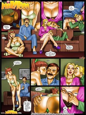Porn Comics - Milftoon- Inpornius [Color] free Porn Comic