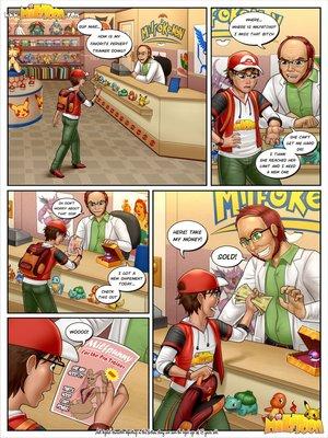 Milftoon Comics Milftoon- Milfpokemon Porn Comic 05