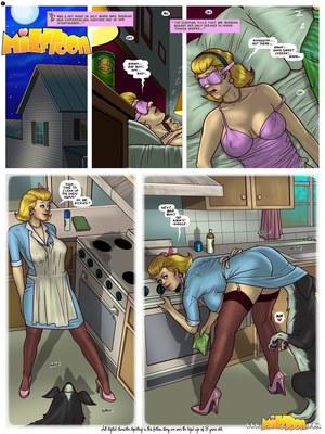 Porn Comics - Milftoons Comic –  Mr. Dickles