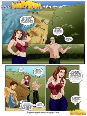 Porn Comics - Milftoons Comic –  Stranded