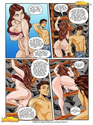 Milftoon Comics Milftoon- Stranded Porn Comic 07
