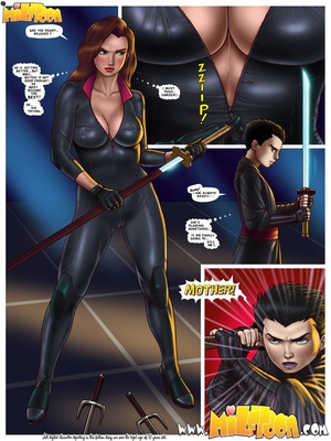 Porn Comics - Milftoons Comic –  Talia