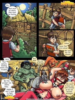 Milftoon Comics Milftoon-The Milfcher Porn Comic 03