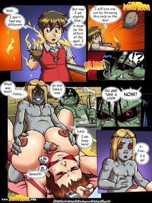Milftoon Comics Milftoon-The Milfcher Porn Comic 05