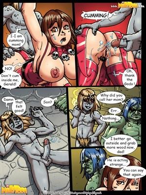 Milftoon Comics Milftoon-The Milfcher Porn Comic 15