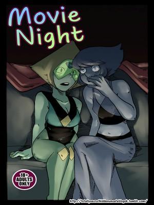Porn Comics - Mimic Teixeira- Movie Night [Steaven Universe] free Porn Comic