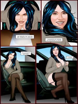 Adult Comics Mind Control- Audiophilia 09 Porn Comic 05