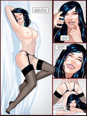 Adult Comics Mind Control- Audiophilia 09 Porn Comic 07