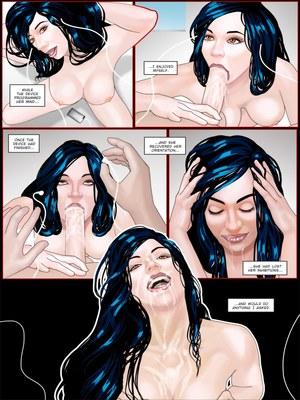 Adult Comics Mind Control- Audiophilia 09 Porn Comic 08