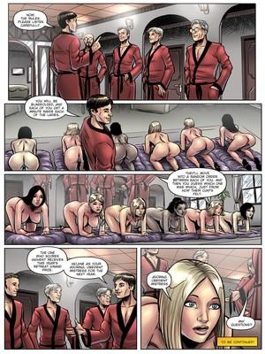 Mind Control- Waiting Room 9 free Porn Comic