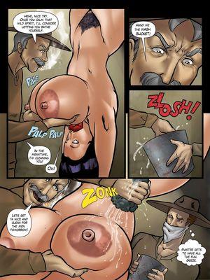 Porncomics Miss Joan- Undressed 6 Porn Comic 03