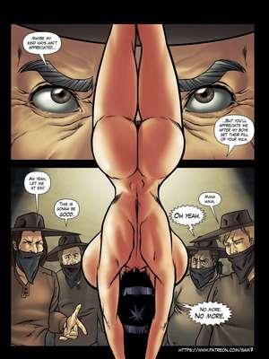 Porncomics Miss Joan- Undressed 6 Porn Comic 11