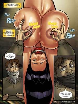 Porncomics Miss Joan- Undressed 6 Porn Comic 15