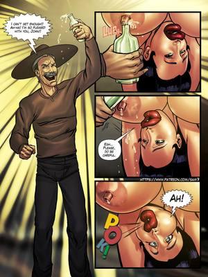 Porncomics Miss Joan- Undressed 6 Porn Comic 22