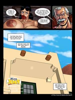 Porncomics Miss Joan- Undressed 6 Porn Comic 24