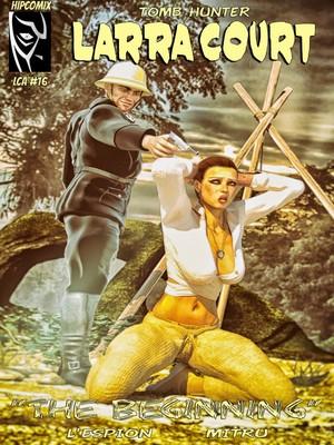 Porn Comics - Mitru- Larra Court- The Beginning 16 free Porn Comic