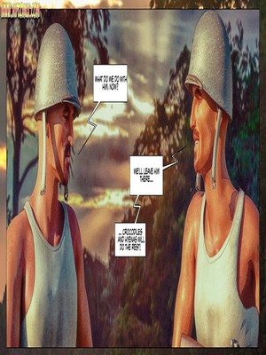 3D Porn Comics Mitru- Larra Court- The Beginning 16 Porn Comic 04