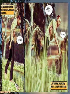 3D Porn Comics Mitru- Larra Court- The Beginning 16 Porn Comic 10