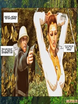 3D Porn Comics Mitru- Larra Court- The Beginning 16 Porn Comic 17