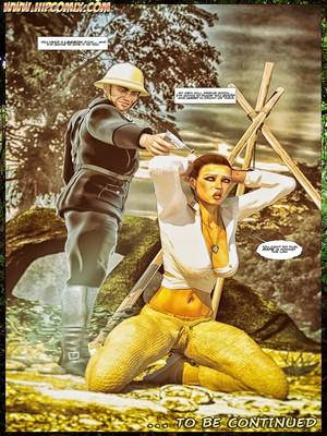 3D Porn Comics Mitru- Larra Court- The Beginning 16 Porn Comic 18
