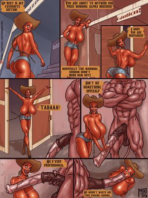 Mnogobatko- Welcome To The Pleasent Knock Ranch free Porn Comic sex 07