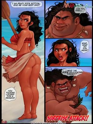 Adult Comics Moan-a – Moan 2 Porn Comic 02