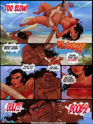 Adult Comics Moan-a – Moan 2 Porn Comic 03
