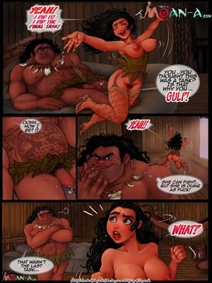 Adult Comics Moan-a – Moan 2 Porn Comic 18
