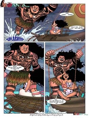 Milftoon Comics Moan- a- Bad Porn Comic 02