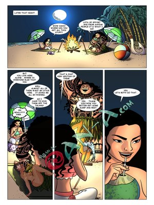 Milftoon Comics Moan- a- Bad Porn Comic 04