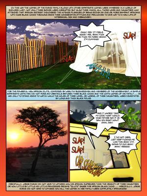 3D Porn Comics Moiarte- Africanized 3 Porn Comic 17