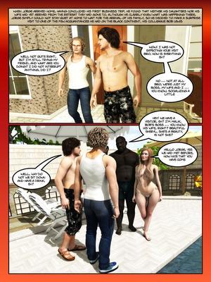 3D Porn Comics Moiarte- Africanized 3 Porn Comic 18