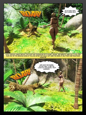 3D Porn Comics Moiarte- Africanized 4 Porn Comic 08