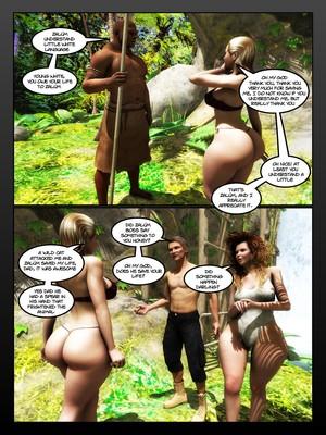 3D Porn Comics Moiarte- Africanized 4 Porn Comic 10