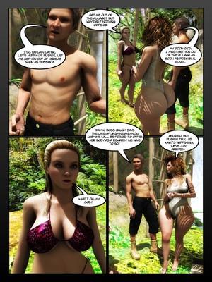 3D Porn Comics Moiarte- Africanized 4 Porn Comic 11