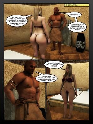 3D Porn Comics Moiarte- Africanized 4 Porn Comic 16