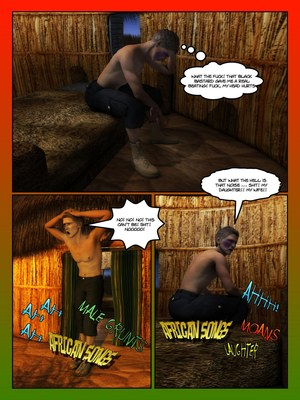 3D Porn Comics Moiarte- Africanized V Porn Comic 02