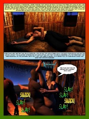 3D Porn Comics Moiarte- Africanized V Porn Comic 07