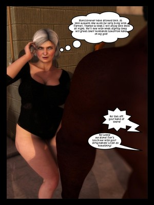 3D Porn Comics Moiarte- The Preacher's Wife 3 Porn Comic 12