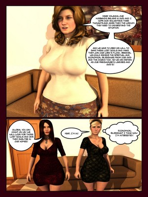 3D Porn Comics Moiarte- The Preacher's Wife 4 Porn Comic 07