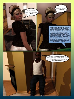 3D Porn Comics Moiarte- The Preacher's Wife 5 Porn Comic 17