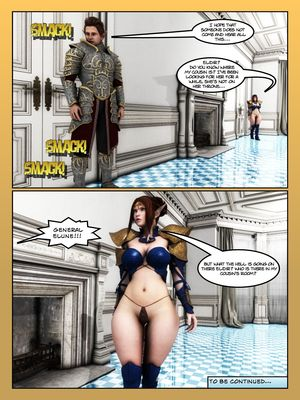 Moiarte- The Sacrifice free Porn Comic