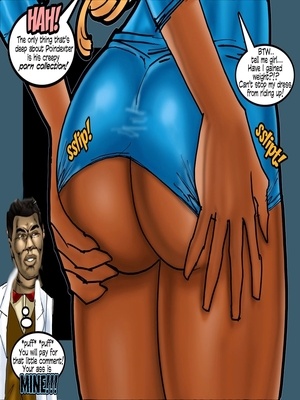 Interracial Comics Moment of Truth- Superposer Porn Comic 04