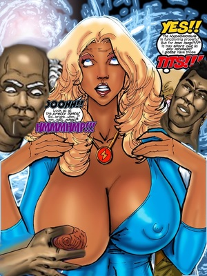 Interracial Comics Moment of Truth- Superposer Porn Comic 17