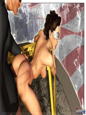 3D Porn Comics Mongo Bongo- Police State Porn Comic 14