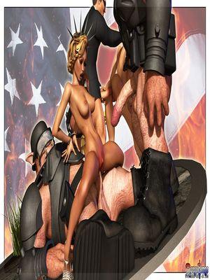 3D Porn Comics Mongo Bongo- Police State Porn Comic 26