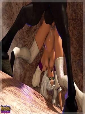 3D Porn Comics Mongobongo- Warcraft Belf- Centaur Porn Comic 45